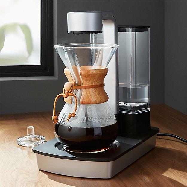 Chemex Coffee Maker ~ Chemex ottomatic coffee maker crate and barrel