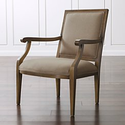 Cherise Black Walnut Chair
