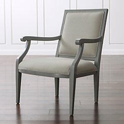 Cherise Grey Chair