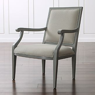 Cherise Grey Chair