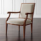 Cherise Black Walnut Chair
