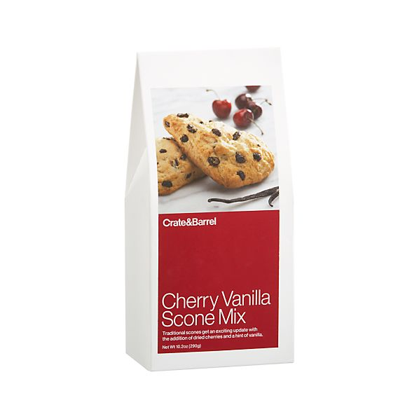 Cherry Vanilla Scone Mix