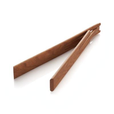Cherrywood Tongs