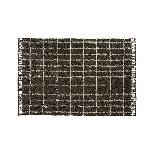 Chester Taupe 6'x9' Rug