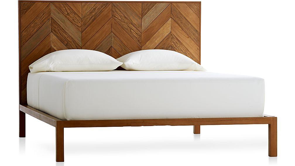 Chevron Bed Bed
