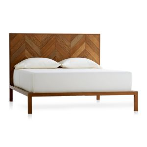 Chevron Queen Bed