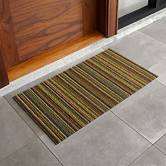 "Chilewich ® Multi Thin Striped 20""x36"" Doormat"