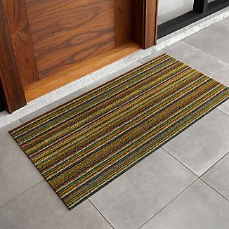 "Chilewich ®  Multi Thin Stripe 24""x48"" Doormat"