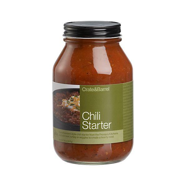 Frontera ® Chili Starter