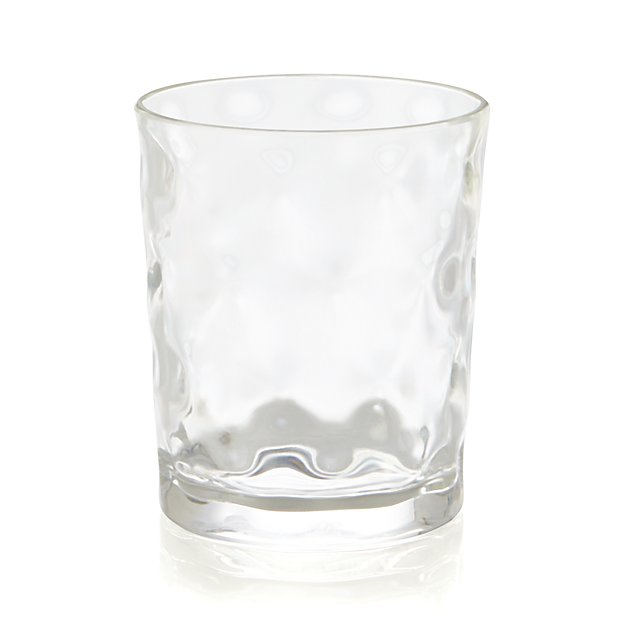 Chill 18 oz. Acrylic Drink Glass