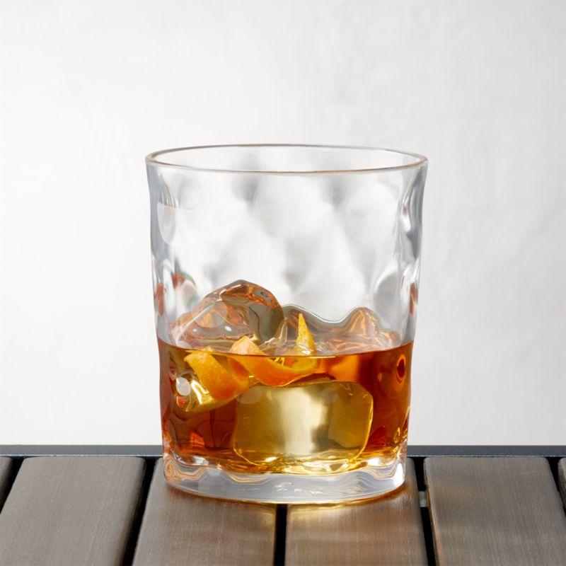 Chill 18 oz. Acrylic Drink Glass