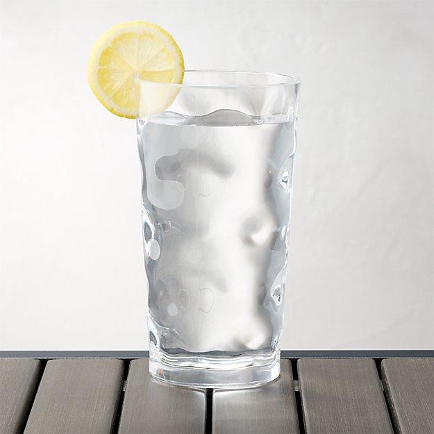 Chill 24 oz. Acrylic Drink Glass