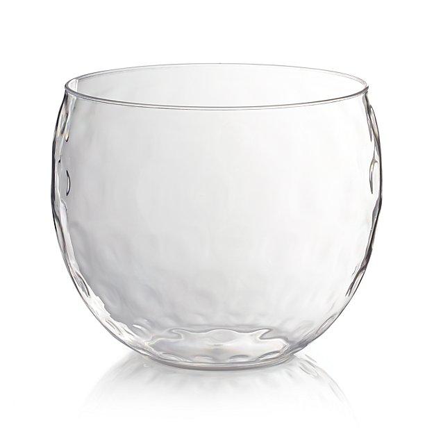Chill Acrylic Punch Bowl