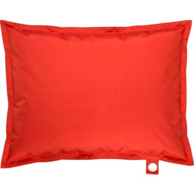Chill Red Floor Pillow