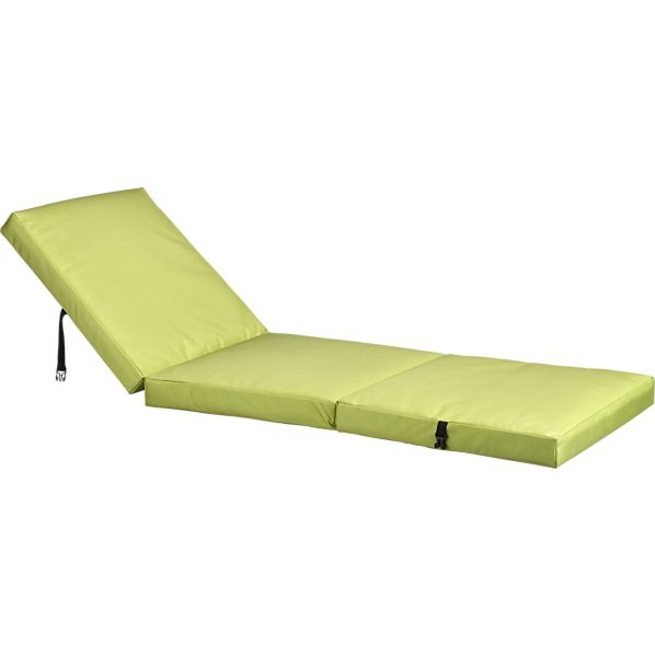 Chill Green Lounge Mat