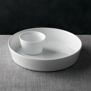 2-Piece Chip and Dip Set