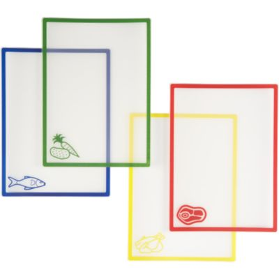 Set of 4 Chop Mats