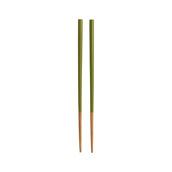 Green Chopsticks