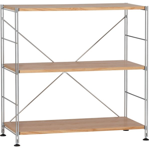 ChromeWWood3Shelf3QOT11