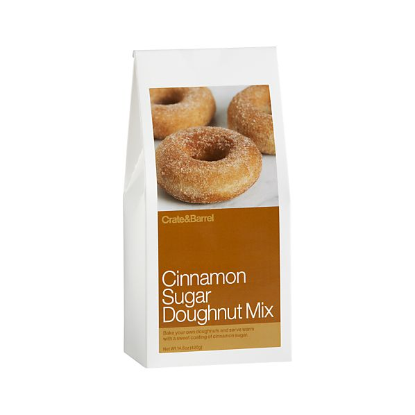 Cinnamon Sugar Doughnut Mix