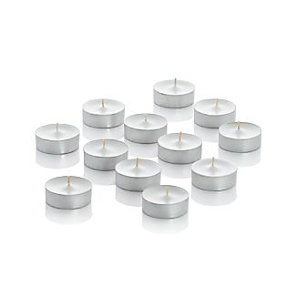 Tuck a citronella tea light into an outdoor candleholder, sconce or wall art piece for flickering light that wards off bugs.