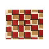 City Orange Wool 8'x10' Rug