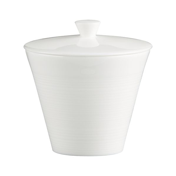 Claire Sugar Bowl with Lid