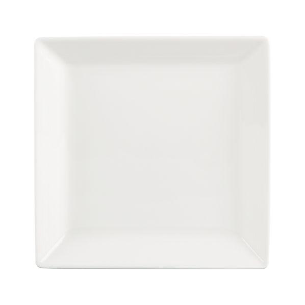 """Claire 7.75"""" Square Plate"""