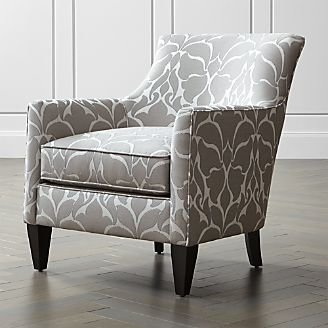 Living Room Chairs Accent And Swivel Crate And Barrel