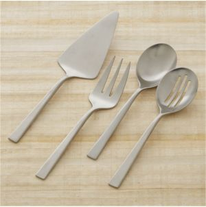 Flatware Patterns: Stainless Steel: Is New: Top Rated | Crate and ...