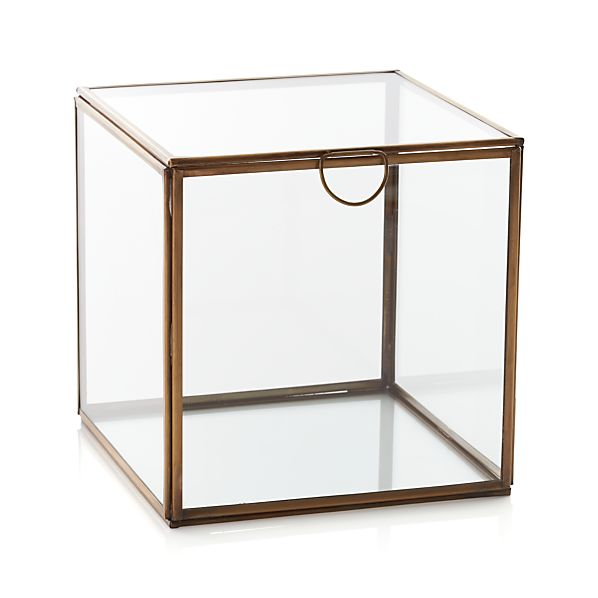 Clarus Large Square Box