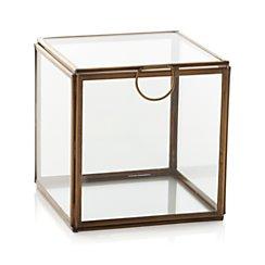 Clarus Small Square Box