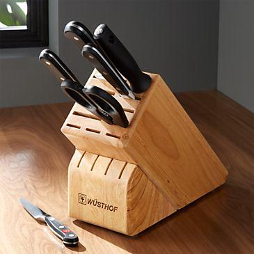 Wüsthof ® Classic 7-Piece Knife Block Set