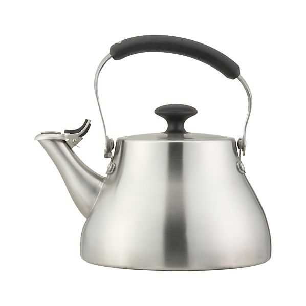 OXO ® Classic Brushed Stainless Steel Tea Kettle
