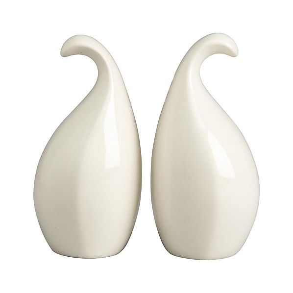 Classic Century Salt and Pepper Shaker Set