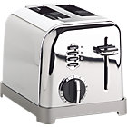 Cuisinart ® Classic Two-Slice Toaster.