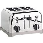 Cuisinart ® Classic Four-Slice Toaster.