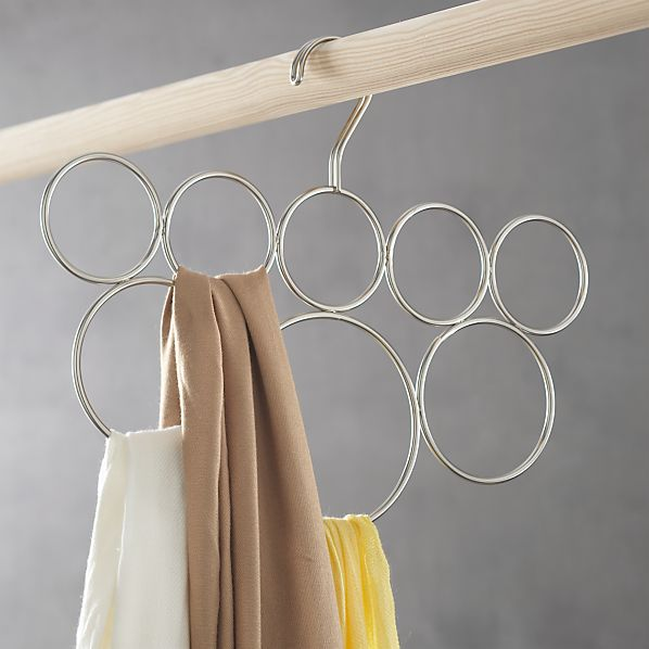 Classico 8-Loop Scarf Hanger
