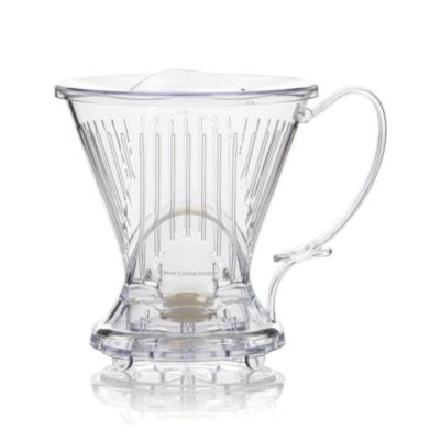 Clear Clever Coffee Dripper