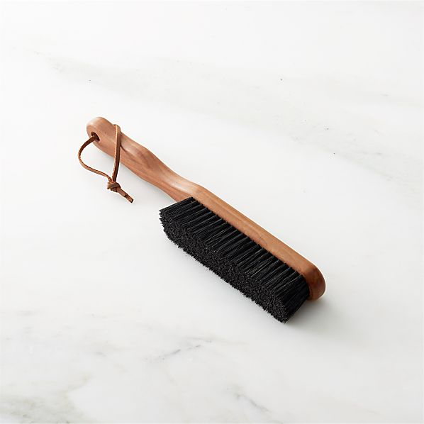 Redecker ® Clothes Brush with Handle