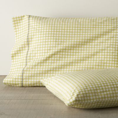 Set of 2 Clover Bamboo Pillowcases