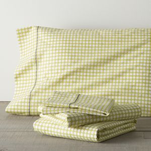 Clover Bamboo Full Sheet Set
