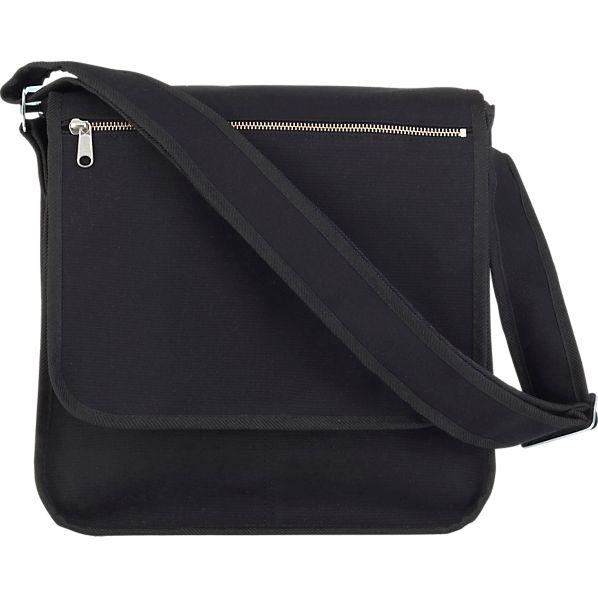 Marimekko Olkalaukku Canvas Black Bag