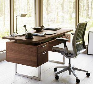 Steelcase ® Think ™ Chalk White Office Chair