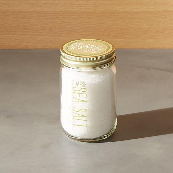 Urban Accents Coarse Sea Salt