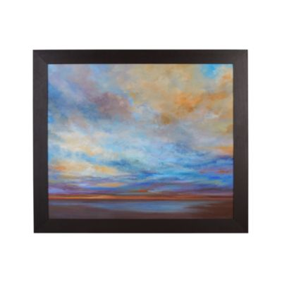 Coastal Clouds Print