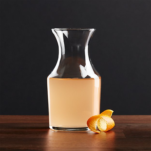 Cocktail Sidecar Carafe