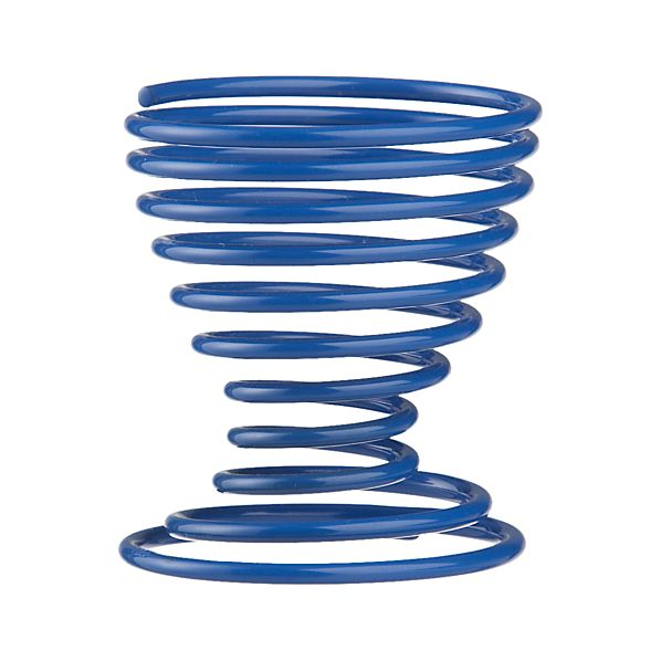 Blue Coil Egg Cup