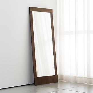 Colby Bronze Floor Mirror