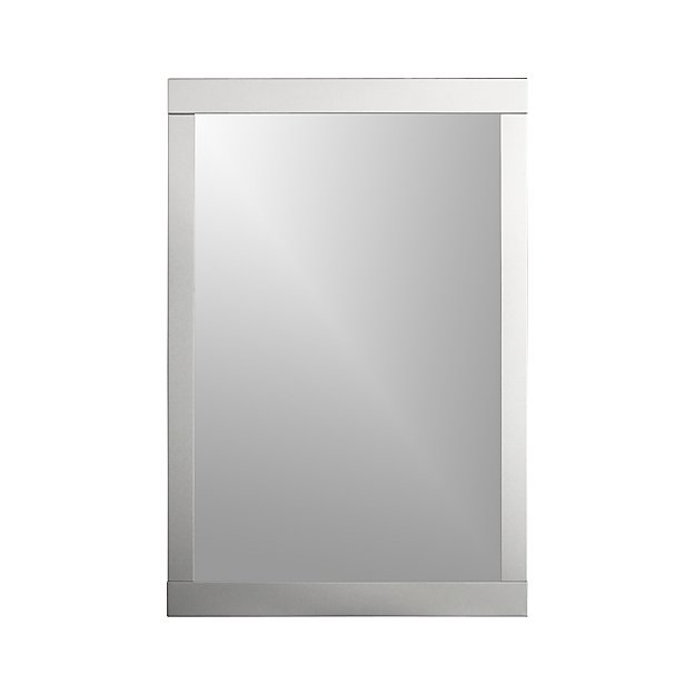 Colby Nickel Wall Mirror